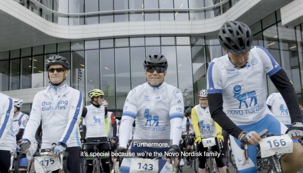 Novo Nordisk Cycling Team